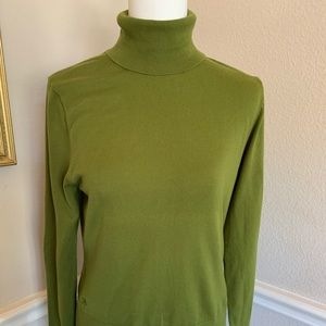 Lily Pulitzer Turtleneck Pullover Sweater Size M
